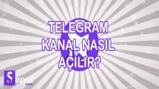 Telegram Kanal Nasıl Açılır?