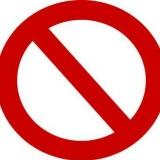 Yasaklar ve  Kısıtlamalar